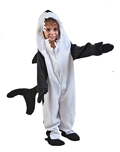 Child Killer Whale Costume