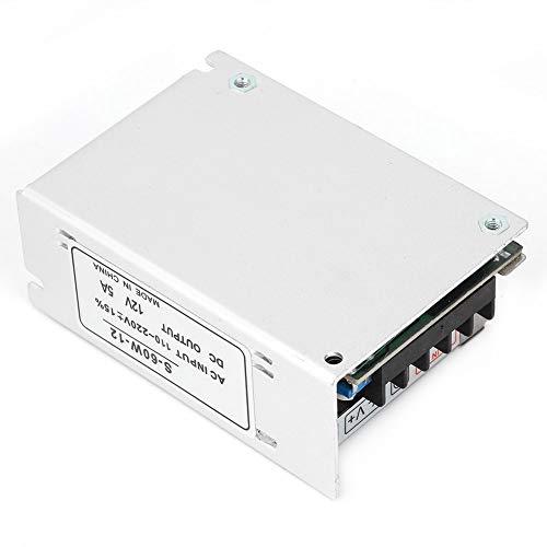 Fuente de alimentación conmutada regulada DC 12V para accesorios LED