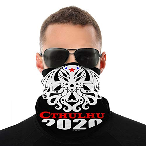 Pekivide Maske Schutzmaske Cthulhu 2020 Design Sturmhaube Maske