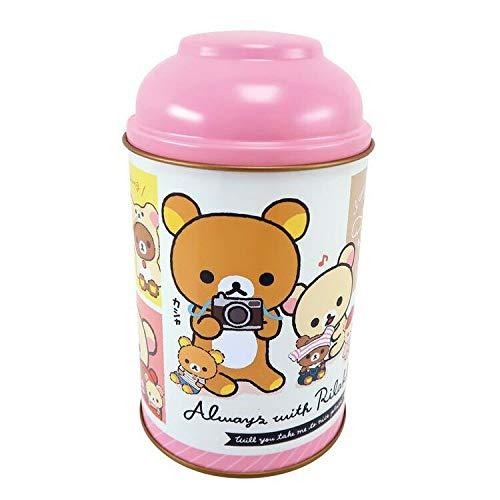 ハート リラックマ ドーム缶 お菓子ギフト