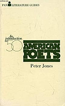 Paperback An introduction to fifty American poets (Pan literature guides) Book