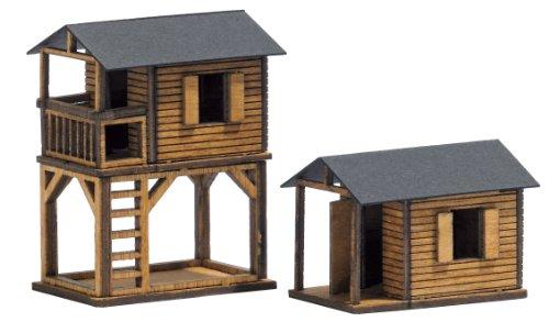 Busch 1486 - 2 Spielhäuser