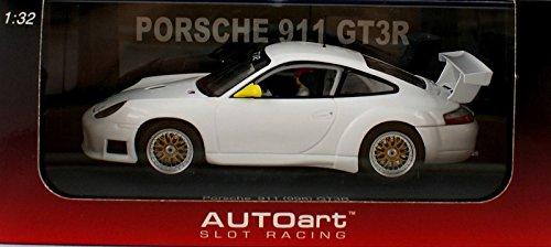 AUTOart Porsche 911 (996) GT3R (White) (japan import)