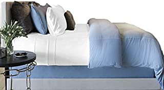 SHEEX Original Performance Sheet Set with 2 Pillowcases, Bright White, King/California King