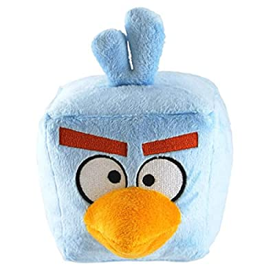"Commonwealth Toys Angry Birds Ice Space Bird 16"" Plush"