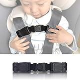 IZTOSS ハーネスクリップ 抜け出し防止 胸ハーネスクリップ チャイルドシート·安全シート·ベビーシートに適用