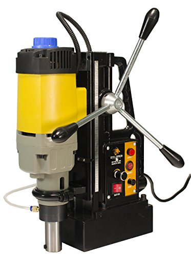 Steel Dragon Tools MD50 Magnetic Drill Press with 2in. Boring Diameter and 2900 LBS Magnetic Force