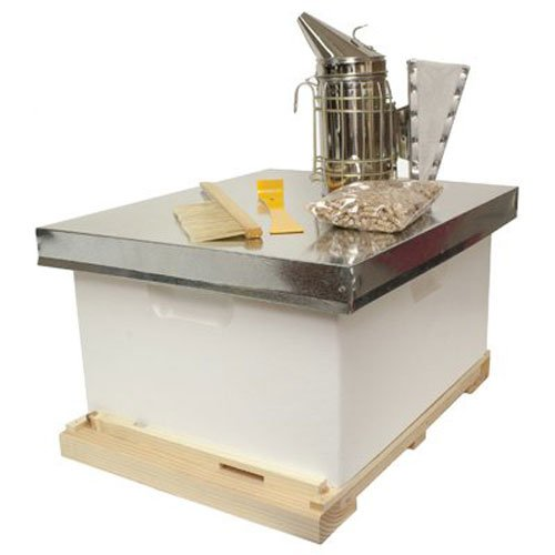 Harvest Lane Honey Beekeeping Starter Kit