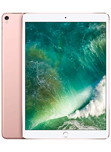 Apple iPad Pro (10.5-inch, Wi-Fi + Cellular, 64GB) - Rose Gold (Previous Model) $479.99