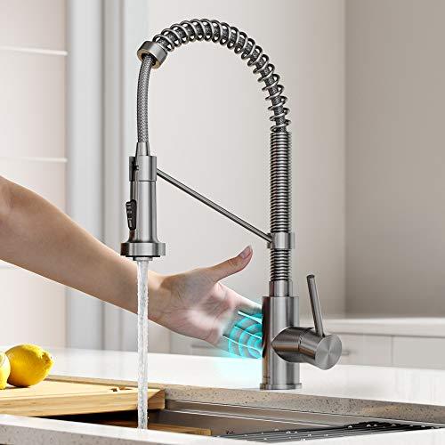 Kraus KSF-1610SFS Bolden Touchless Sensor Faucet