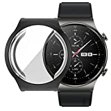 ➤ The case provides a Full Wrapped protection for your Smartwatch. This ultra slim case cover is made for high quality flexible TPU material, doesn't add much bulk to the watch, safety and environmental protection, no irritation on human skins. ➤ The...
