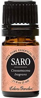 Edens Garden Saro Essential Oil, 100% Pure Therapeutic Grade (Highest Quality Aromatherapy Oils- Congestion & Energy), 5 ml