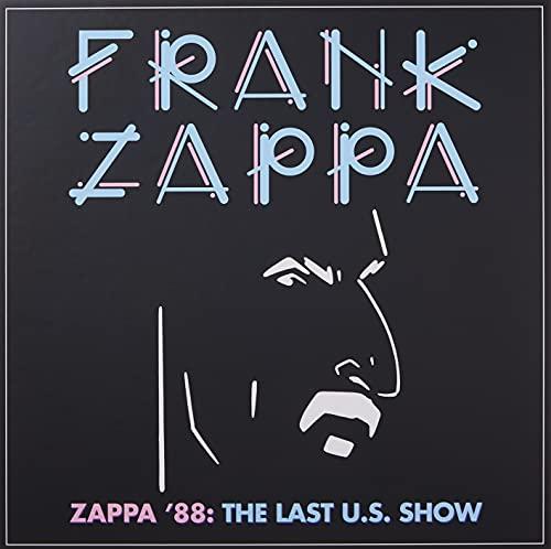 Zappa '88 The Last U.S. Show (180 Gr. Box Set 4 Lp)