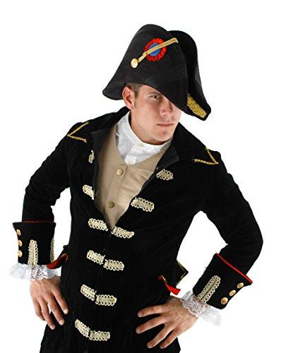 Elope a3463 - kostuum - hoed voor Admiral
