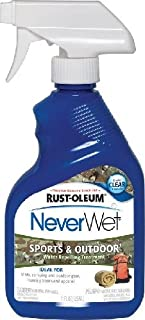 Rust-Oleum Hunting and Outdoor Fabric Water Repelling Treatment, Liquid, 11 oz, Clear