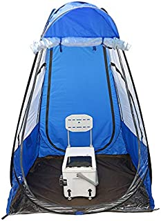 Onnetila Pop-up Weather Pod Sports Shelter Tent | Protect from Wind and Rain for Watching Sports Events in Chilly Weather