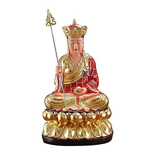 Buddha Statute Home Decor Resin TangSeng Buddha Statue Home Decor Best Chinese Chinese Style Gifts Attractive & Serene Buddha Statue Ornaments Indoor Feng Shui Decor Buddha Decoration