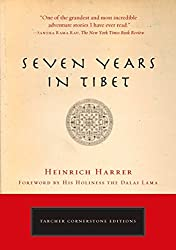 Best Travel Books - Seven Years In Tibet