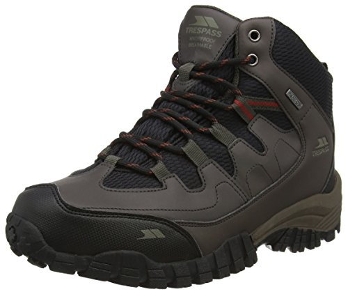 walking boots Finley Mens Waterproof Breathable Ankle Hiking Outdoor Walking Boots
