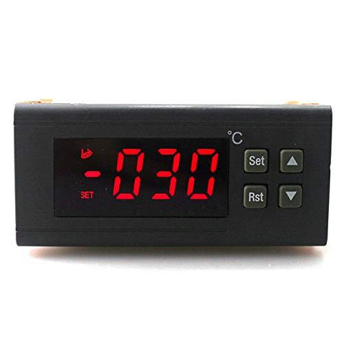 Tiamu 220V / 30A Salida Del Relé Del Termostato Del Controlador de Temperatura Digital Rc-114M -30~300 Grados con el Sensor de Ntc