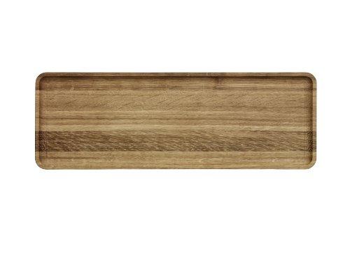 Iittala Vitriini Tablett aus Eichenholz, groß