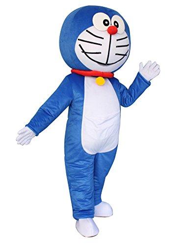Happy Shop EU Doraemon - Disfraz de Robot de Gato para Adultos ...