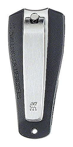 ZWILLING TWINOX Nagelknipser mit Ergonomischer Form aus Edelstahl mit Auffangbehälter, 65mm