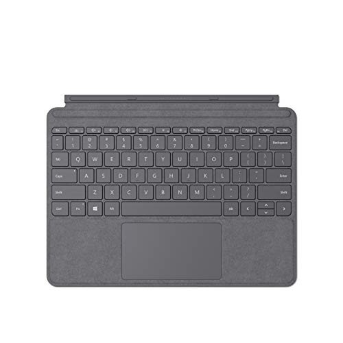 Microsoft Surface Go KCS-00126 Signature Type Cover Platinum
