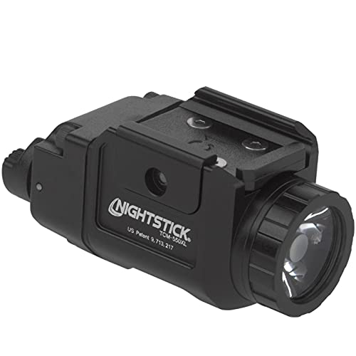 Nightstick TCM-550XL Compact Tactical Weapon Light, Black