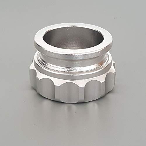 1'/1.5'/2'/2.5'Aluminium Alloy Weld On Filler Neck Oil Fuel Water Tank Reservoir Cap (1')