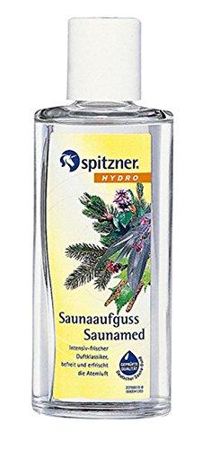 """Saunaaufguss """"Saunamed"""" (190 ml) von Spitzner"""
