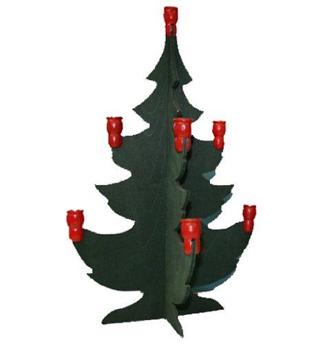 Árbol de Navidad Sueca Candleholder–33cm