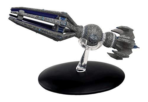 Filmwelt Shop Krenim Temporal Weapon Raumschiff Eaglemoss Collection Modell - Star Trek die Offizielle Sammlung: Ausgabe #27 mit deutschem Magazin