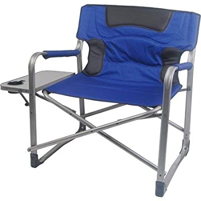 OZARK TRAIL 500 lb Capacity XXL Director Chair (Blue)