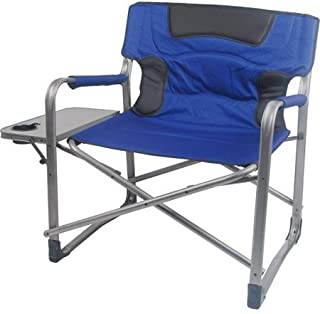OZARK TRAIL 500 lb Capacity XXL Director Chair (Blue)