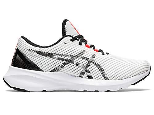 ASICS Women's Versablast Running Shoes, 7.5M, White/Black