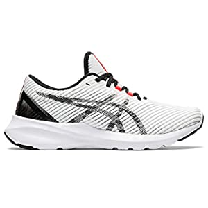 ASICS Women's Versablast Running Shoes, 8, White/Black
