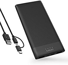 Omars Battery Pack Power Bank 10000mAh USB C Battery Bank...