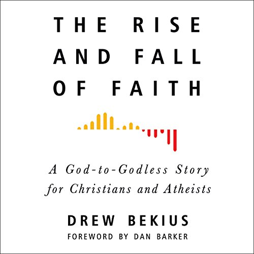 The Rise and Fall of Faith audiobook cover art