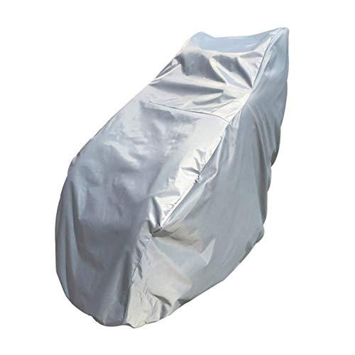 LDIW Copertura Protettiva per Poltrona massaggiante Impermeabile Anti-graffio Resistente all'Usura Copridivano Fodera Protettiva per Sedia da Massaggio,Grigio,85x145x125cm