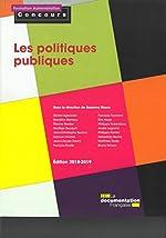 Les politiques publiques de Suzanne Maury