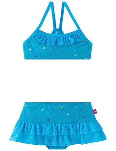 Schiesser Mädchen Aqua Prinzessin Lillifee Bustier Bikini, Blau (Petrol 811), 92