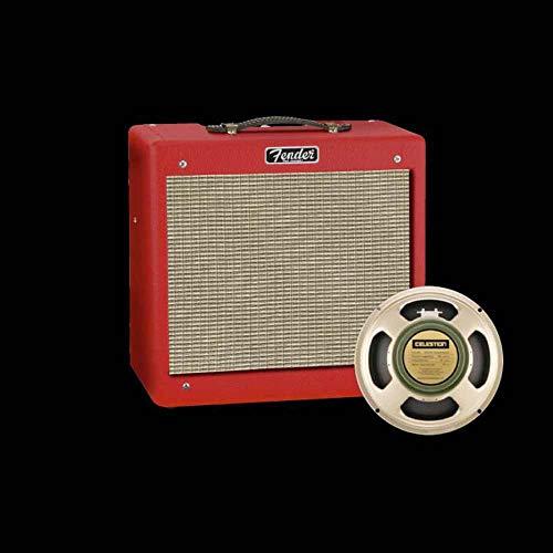 Fender Pro Junior IV Special Edition Fiesta Red 15-Watt 1x10' Tube Guitar Amplifier