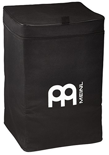 Meinl Cajon Box Drum Backpack Bag - Standard Size For Most Cajons - Padded Shoulder Straps, Heavy Duty Nylon Exterior and Carrying Grip (MSTCJB-BP)