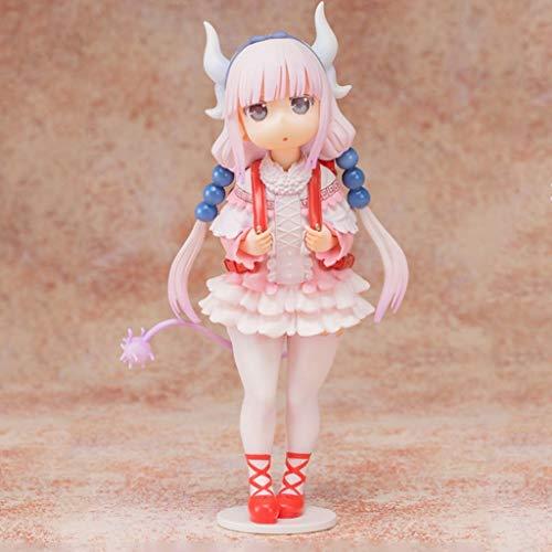 PLL Fräulein Kobayashis Drachen Mädchen: Kanna Kamui Action-Figur Modell Geschenk Statue-Dekorationen Sammlung
