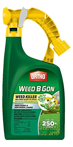 Ortho Weed B Gon Weed Killer for Lawns Ready-To-Spray2, 32 oz.
