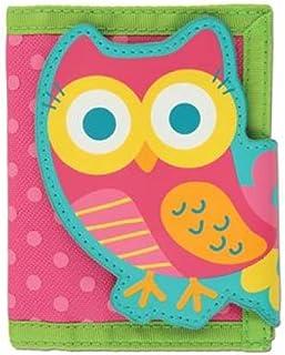 Stephen Joseph Multi Color Nylon For Girls - Bifold Wallets , 2724443013639