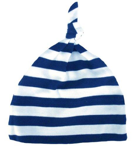 DFUK - Chapeau - Bébé (garçon) 0 à 24 mois bleu Navy and Natural taille unique