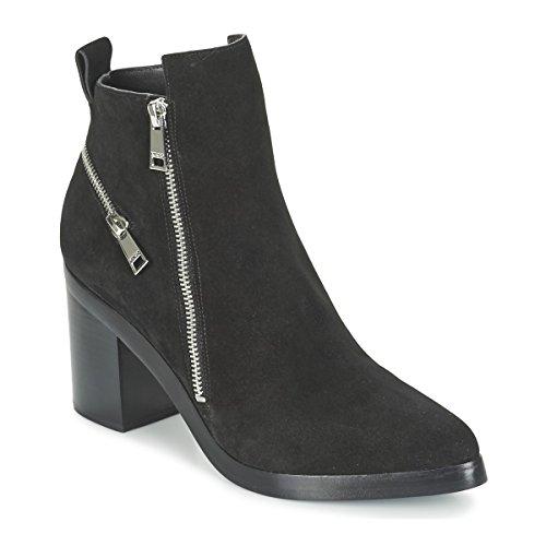 Kenzo Totem Boots Stiefelletten/Boots Damen Schwarz - 36 - Boots Shoes