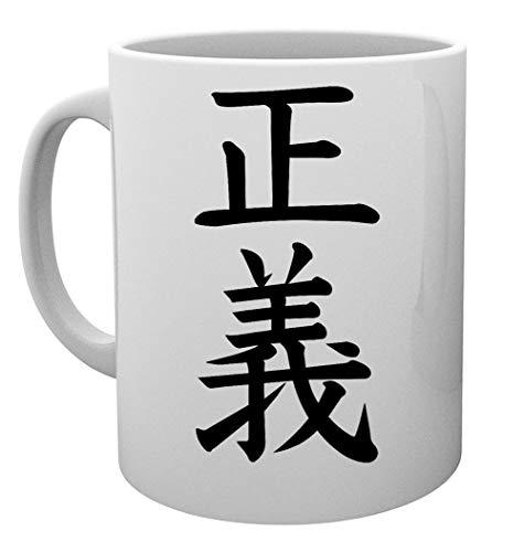 Justicia - Uno Pieza Taza Mug Cup